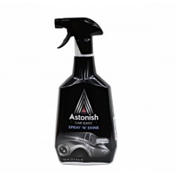 ASTONISH CAR SPRAY 750 ML - NABŁYSZCZACZ DO SAMOCH