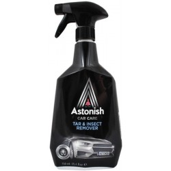 ASTONISH CAR SPRAY 750 ML - USUWA SMOŁY I OWADY