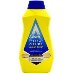 ASTONISHCREAM CLEANER LEMON 500ML