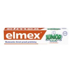 ELMEX PASTA 75 ML JUNIOR 5-12 LAT