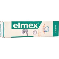 ELMEX PASTA 100ML DO DRAŻLIWYCH ZĘBÓW