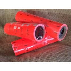 ETYKIETA CENOWA A czerwona 35x20